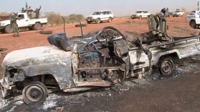 Air strike escalates Sudan tensions