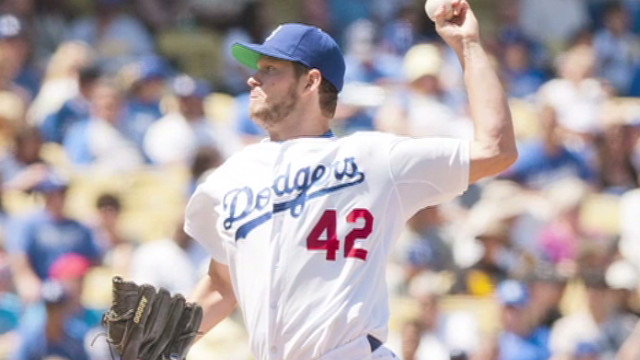 """Magical start"" for LA Dodgers"