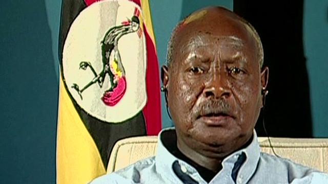 Ugandan Pres. Museveni on 'Kony 2012'