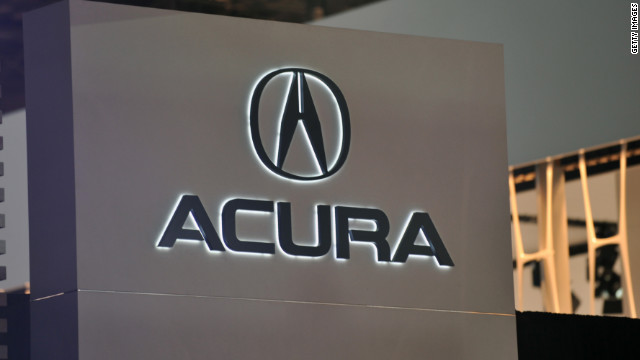 Acura said it was taking appropriate measures to ensure that such language is not used again in work performed on its behalf.