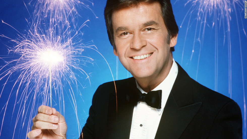Clark  in a photo to promote his 1980 New Year's special.