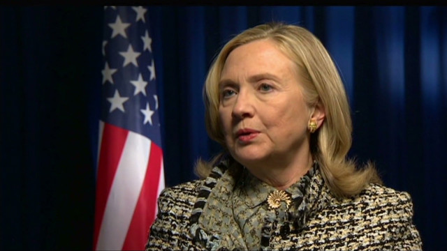 Sec. Clinton: Assad running out of time
