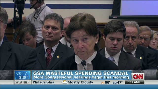 Rep. Denham: GSA has run wild