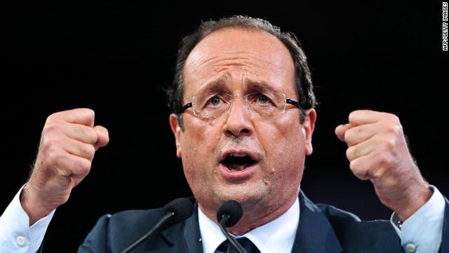 Frustration in France over new president
