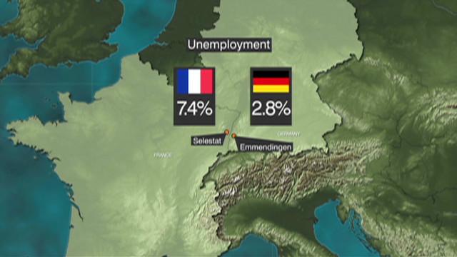 France's economic envy