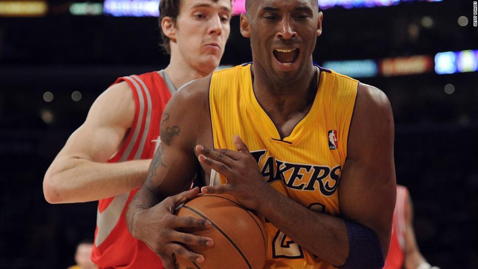 It's Kobe Bryant!