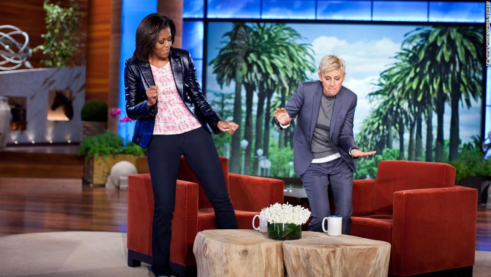 It's Ellen DeGeneres!