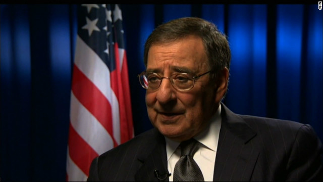 Panetta interview