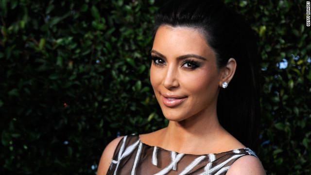 Kim Kardashian's IMDB bio went through some changes earlier on Tuesday.
