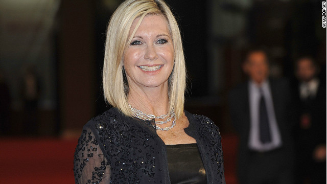 Actress Olivia Newton-John attends the 'A Few Best Men' Premiere during the 6th International Rome Film Festival on October 28, 2011 in Rome, Italy.