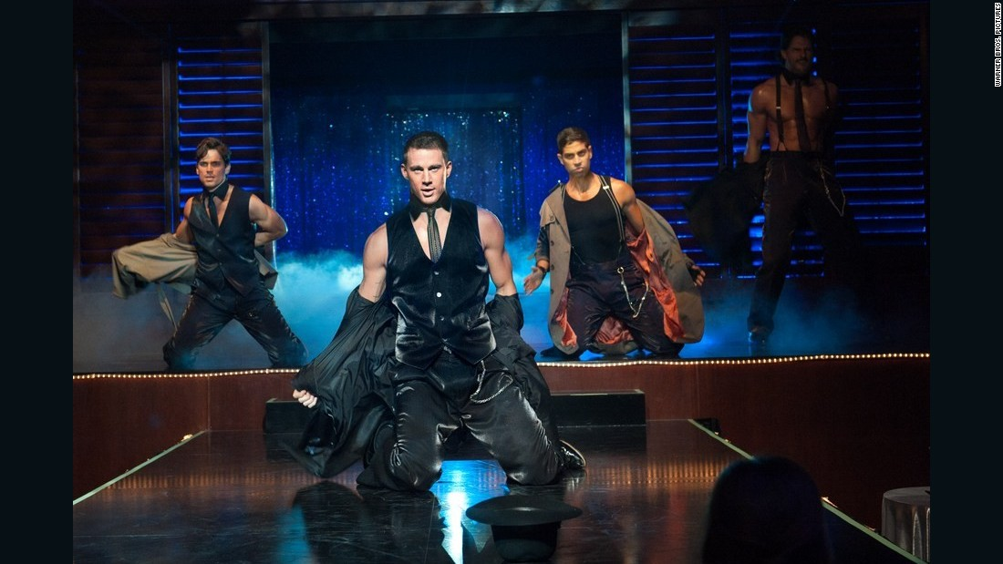His role as male stripper quot magic mike quot lane tatum also co wrote