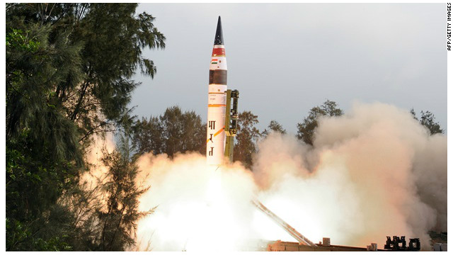 What India missile test means for region