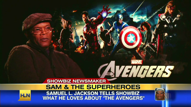 Meet the boss of 'The Avengers'