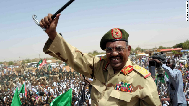 Sudanese President Omar al-Bashir: Indicted but still free