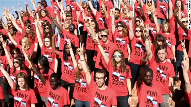 The 'Kony 2012' phenomenon