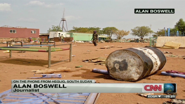 Oil dispute engulfs Sudan, South Sudan