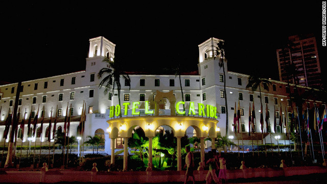 "Service members  made ""individual decisions"" to bring the women back to the el Caribe Hotel and pay for sex, the report said."