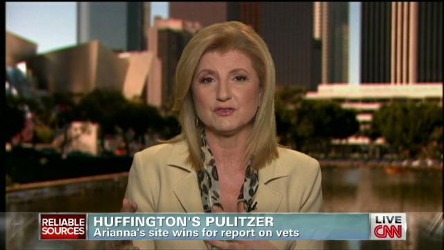 Huffington's Pulitzer