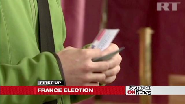 CNN Student News - 4/23/12
