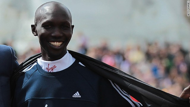 Wilson Kipsang believes he can go even faster after smashing the men's marathon world record