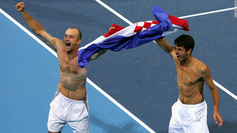 From war zone to playboy's paradise: Ljubicic ends his ... Ljubicic