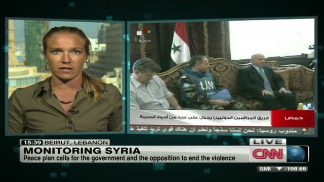 Shelling of Syrian city intensifies