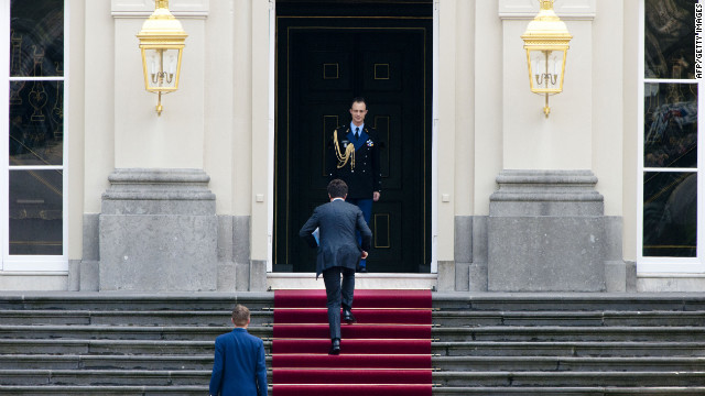 Netherlands feels eurozone crisis pinch