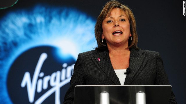 New Mexico Gov. Susana Martinez has been mentioned as a possible GOP contender for the vice presidency.