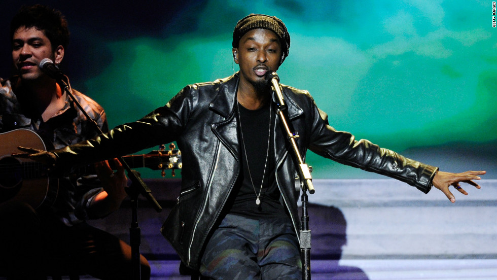 "K'naan's latest album -- dubbed ""Country, God or the Girl"" -- is expected to be released early in May."
