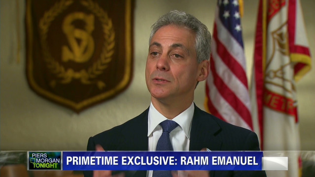 Rahm Emanuel on Mitt Romney