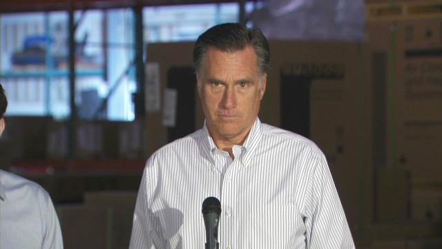 Romney begins vetting VP candidates