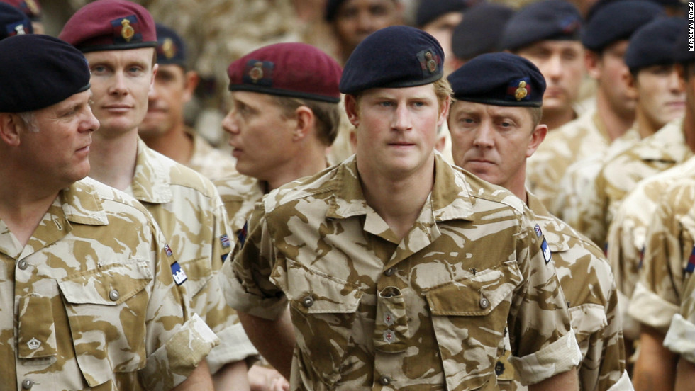 "Britain's Prince Harry is to travel to the United States to be presented with an award for ""distinguished humanitarian leadership"" in recognition of his work with servicemen and women."