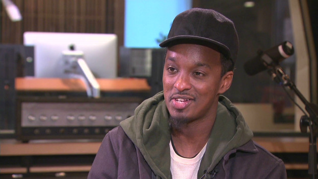 K'Naan: From refugee to global fame