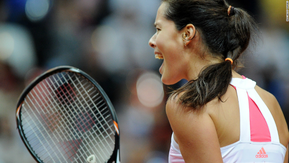 Ana Ivanovic helped deliver the historic Serbian win, defeating Russia's Anastasia Pavlyuchenkova 3-6 6-0 6-3 in Sunday's opening reverse singles tie.