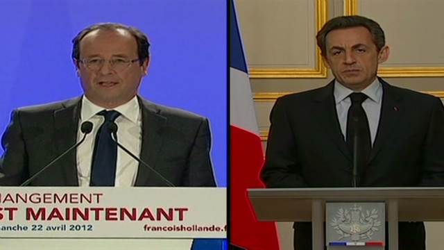 France heads to presidential runoff