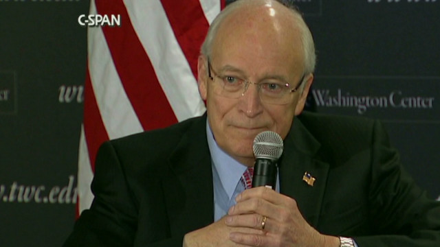 Cheney: I'm grateful for heart donor