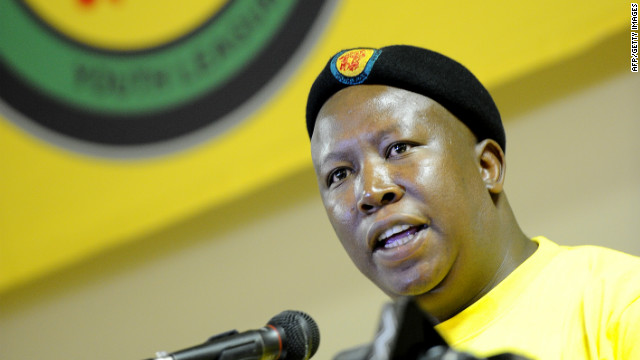 ANC to rule on Julius Malema's appeal