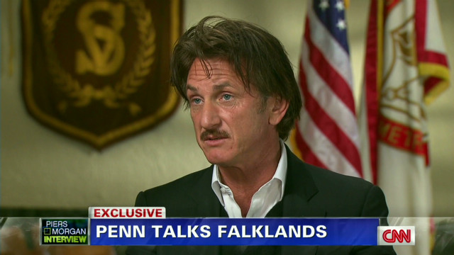 2012: Sean Penn vs. Britain