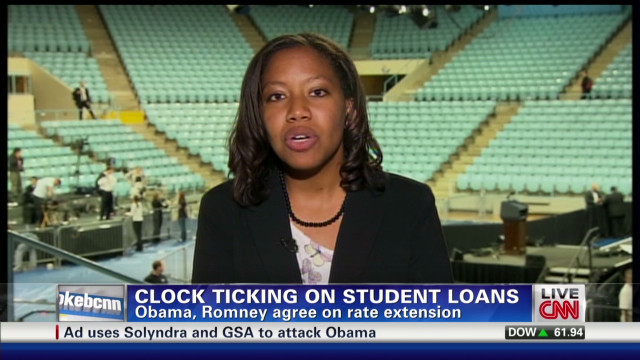 Student loan interest rates to rise