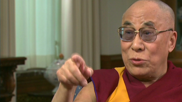 Dalai Lama tempted by women? 'Oh, yes'