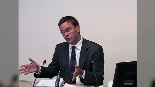 James Murdoch blames staff for failures