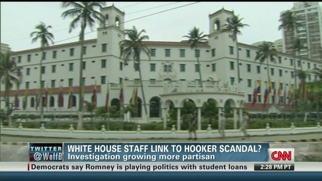 Secret Service scandal 'gets political'