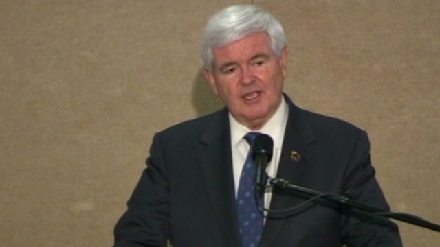 Gingrich 'rethinking' campaign