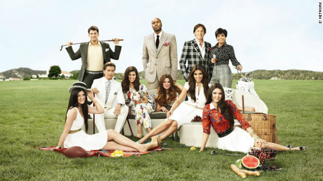 """Keeping Up With the Kardashians"" is just one of the shows that will have a marathon this weekend."