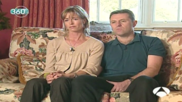 2007: McCann parents declare innocence
