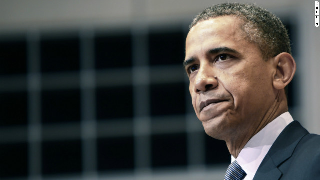 President Obama on Monday announced sanctions on tech companies whose products help repressive regimes.