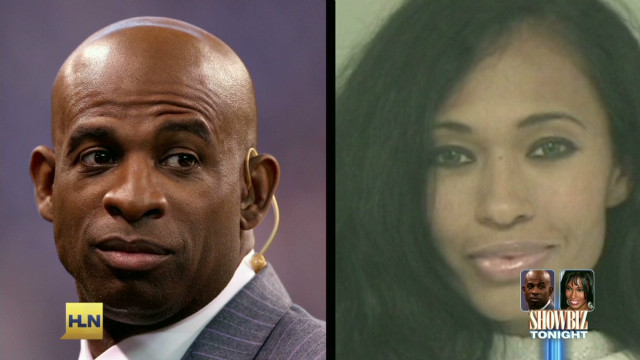 Deion Sanders' divorce war
