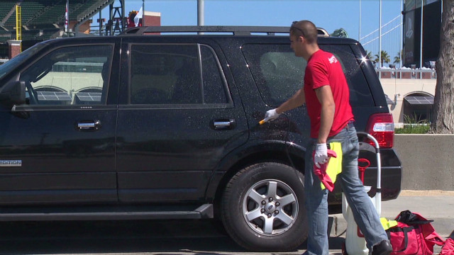 Start-up, app aim to revamp the car wash