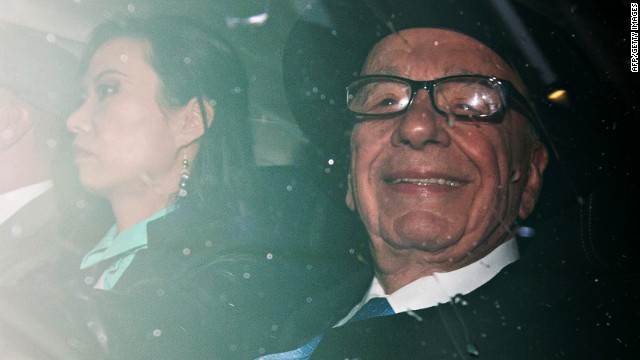Murdoch: Ex-PM 'declared war' on company