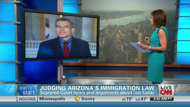 Schweikert on SCOTUS immigration case